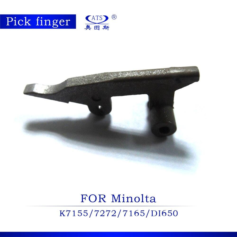 New Copier Machine 6PCS/Set Picker Finger Compatable Separation Finger for Konica Minolta K7155 K7272 K7165 DI650 Separate Claw