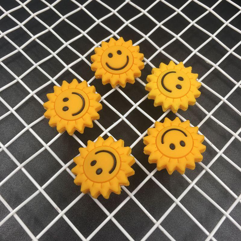 5pcs Sunflower Tennis Damper