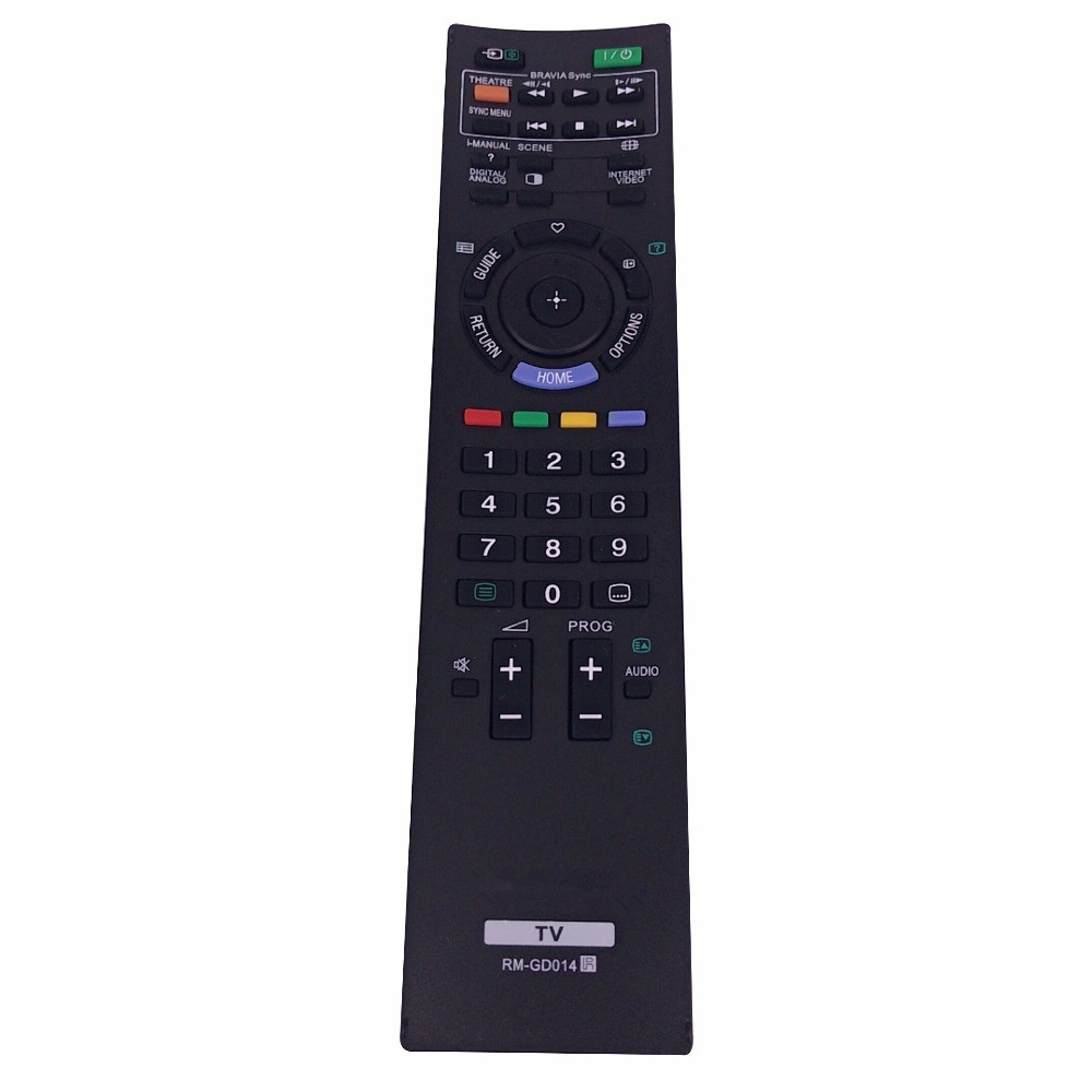 New Replacement RM GD014 Universal Remote Control For SONY
