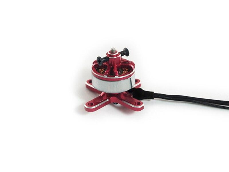 Kostenloser Versand Red Metall Motoren für 3D Flugzeuge, rotoren 1304/1306/1308/1404/1904/1905/2203/2204/2403/2405