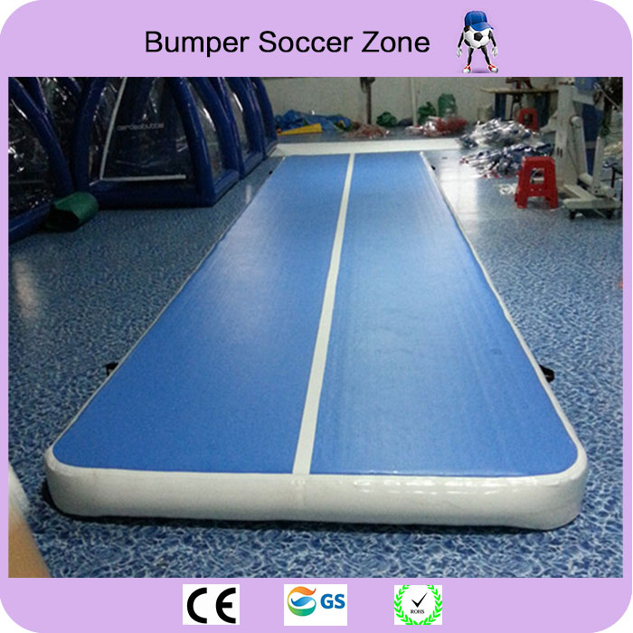 Free Shipping 8*2 Inflatable Mat Gymnastics Air Track  Taekwondo Air Cushion Martial Arts Training Jumping Mattress commercial non stick 110v 220v electric lolly waffle on a stick iron machine baker maker