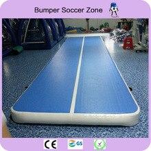 Free Shipping 8*2 Inflatable Mat Gymnastics Air Track Taekwondo Air Cushion Martial Arts Training Jumping Mattress
