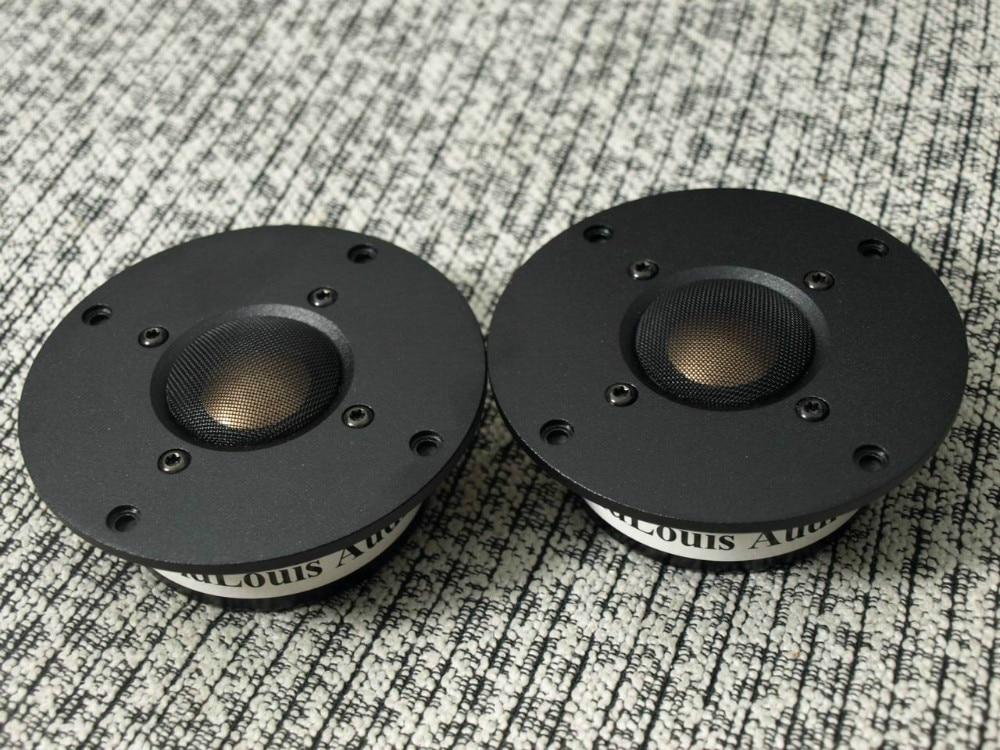 air motion transformer Davidlouis Audio AMT tweeters 2 pcs pair of