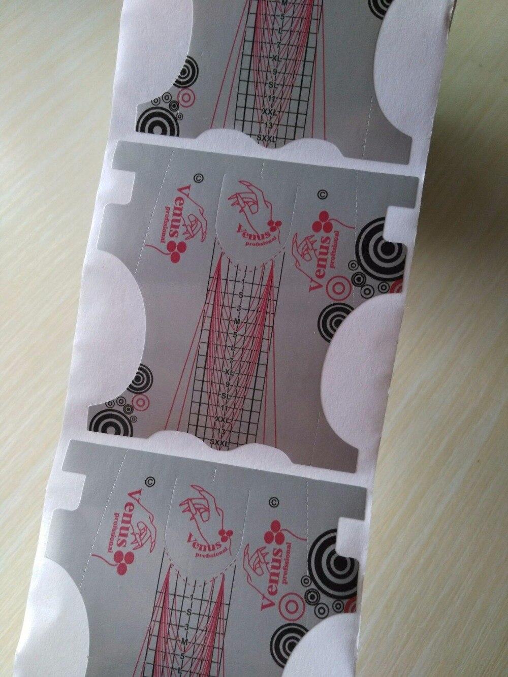Uñas acrílicas con punta de Gel UV, tamaño XXL, para extensión de uñas artísticas, 100 unidades por lote, envío gratis