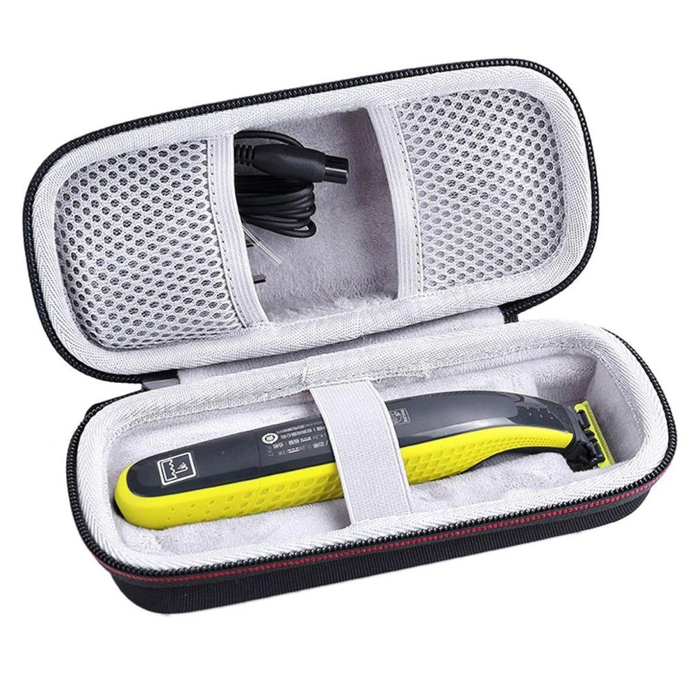 Hard Travel Case for Philips Norelco Oneblade QP6520/70 Pro Hybrid Electric Case image