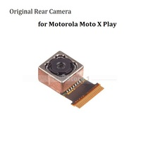 Original Back Rear Camera Module Flex Cable Replacement Repair Part For Motorola Moto X Play