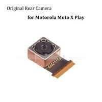Original Back Rear Camera Module Flex Cable Replacement Repair Part For Motorola Moto X Play