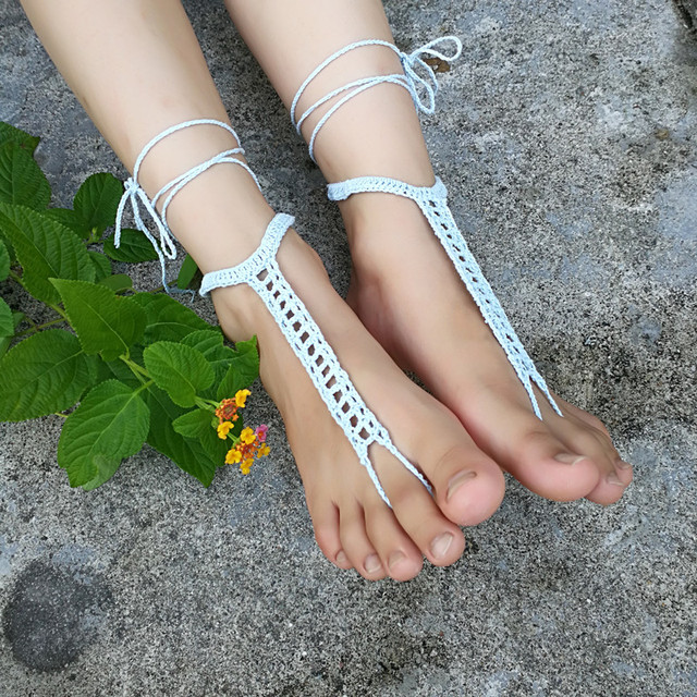 Barefoot sandals beach wedding shoes wedding accessories nude barefoot sandals beach wedding shoes wedding accessories nude shoes yoga socks junglespirit Image collections