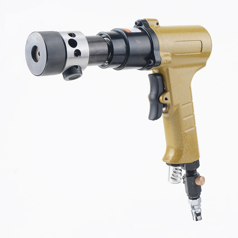 цена на Powerful pneumatic gun tapping machine tapping machine drilling machine tap machine pneumatic drill M4-M13