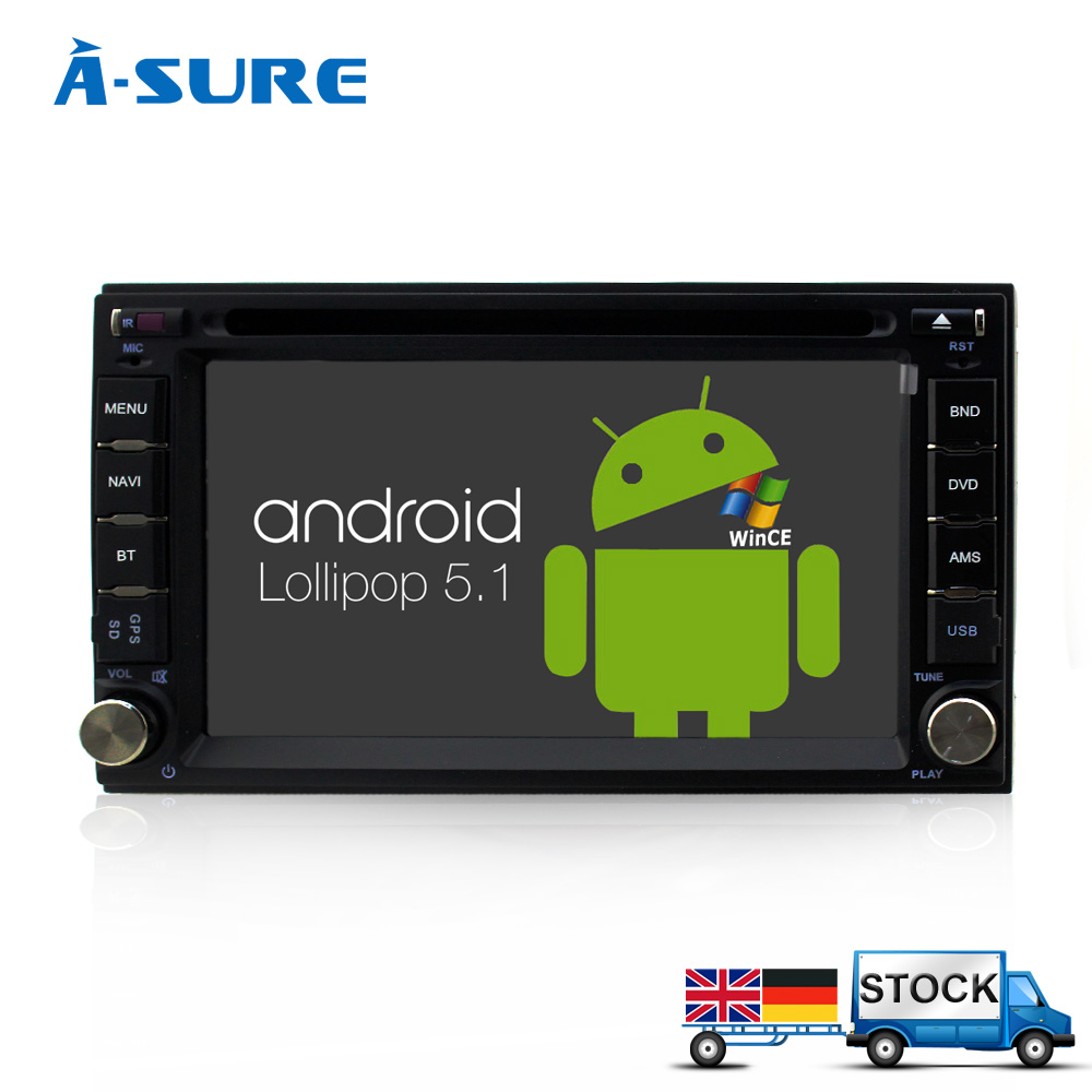 A Sure Android 5.1.1 DAB+ DVD GPS SAT NAV for NISSAN Juke ...