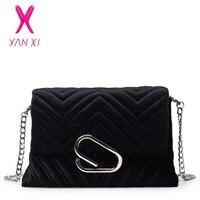 YANXI 2016 Factory Direct Sales Luxury Women S Bag Shoulder Fashion High Quality Ladies Crossbody Flap