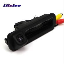 For Ford Focus Hatchback / Sedan 2012 2013 Rear View Camera Backup Parking  Trunk Handle License Plate Light OEM
