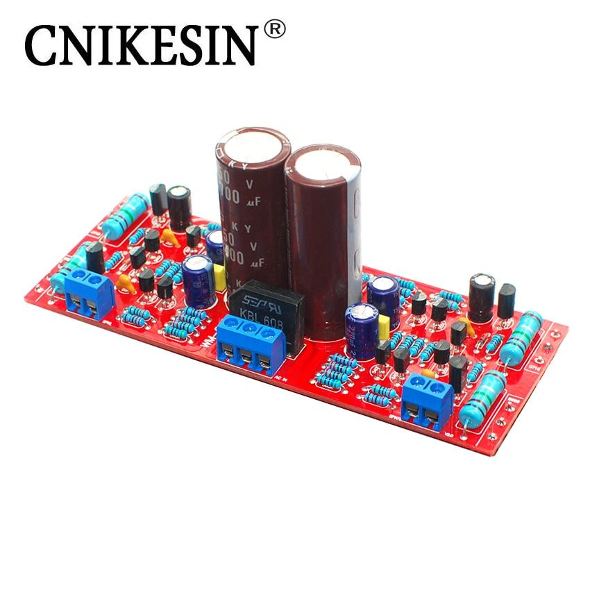 CNIKESIN Kit FAI DA TE Coppia Tubo A1943/C5200 Bordo Amplificatore Ad Alta Potenza Stereo HIFI Classe Febbre (no aletta Di Raffreddamento)