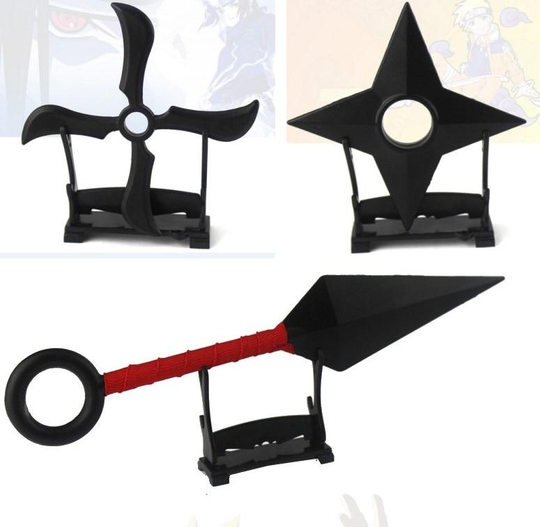 High Quality Ninja Cosplay Ninja Metal Shuriken Ninja Weapon Tools font b Knifes b font Weapons