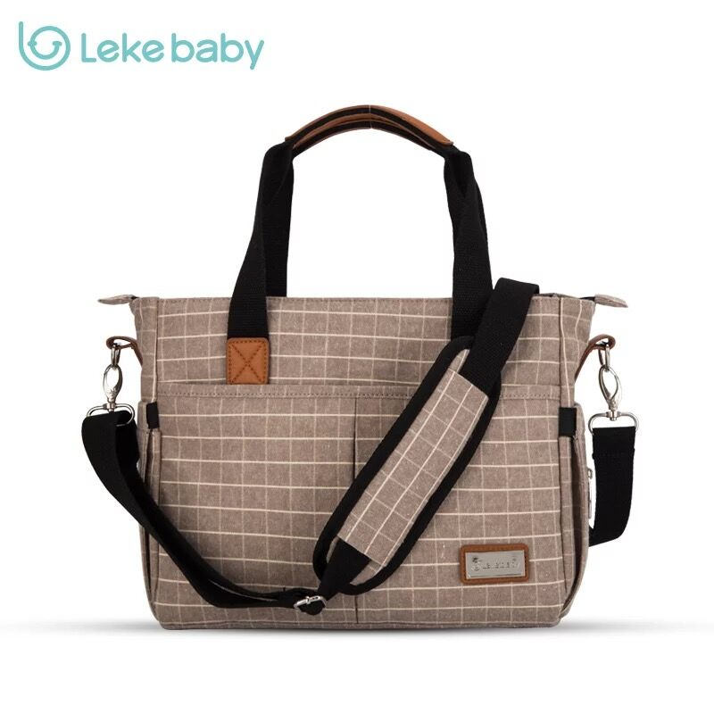 Lekebaby baby mummy maternity travel Nappy messenger changing diaper tote bag organizer bags for mom Handbag bolsa maternidad lekebaby luiertas baby travel mummy maternity changing nappy diaper tote wet bag for stroller baby bags organizer mom backpack