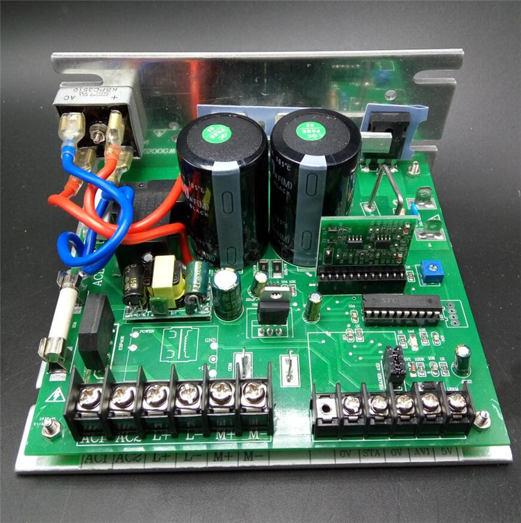 цена на 4000W High Power DC Motor Speed Governor 180V Motor Speed Regulation Power Supply Non-polar Voltage Regulating Speed Switch