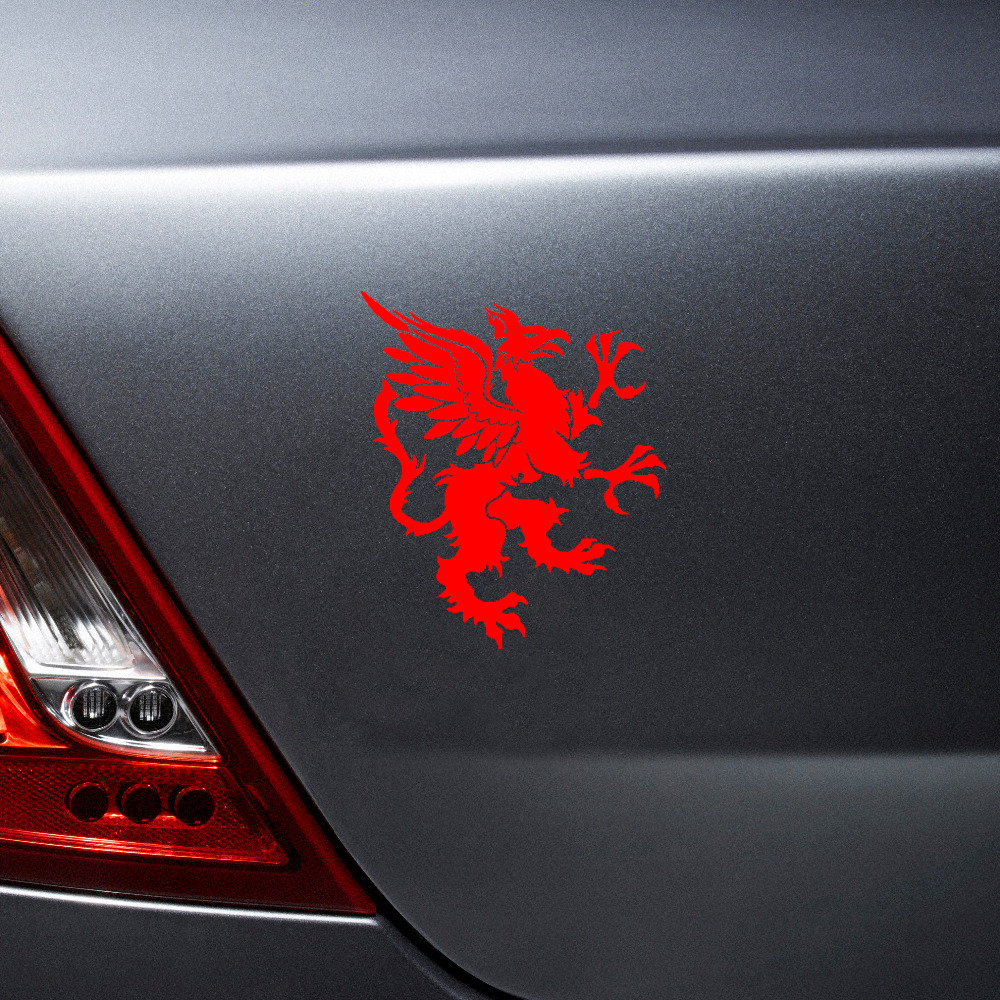 Xgs Decal Car Decals Griffin 14 X 12 Cm Car Motorcycle