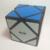 Qiyi MoFangGe Inclinación De Plástico Cubo Mágico Negro Envío Gratis Educativos Rompecabezas Twisty Puzzle Toy Nueva Llegada