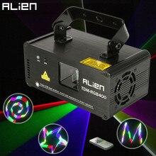 laserowy Xmas w RGB