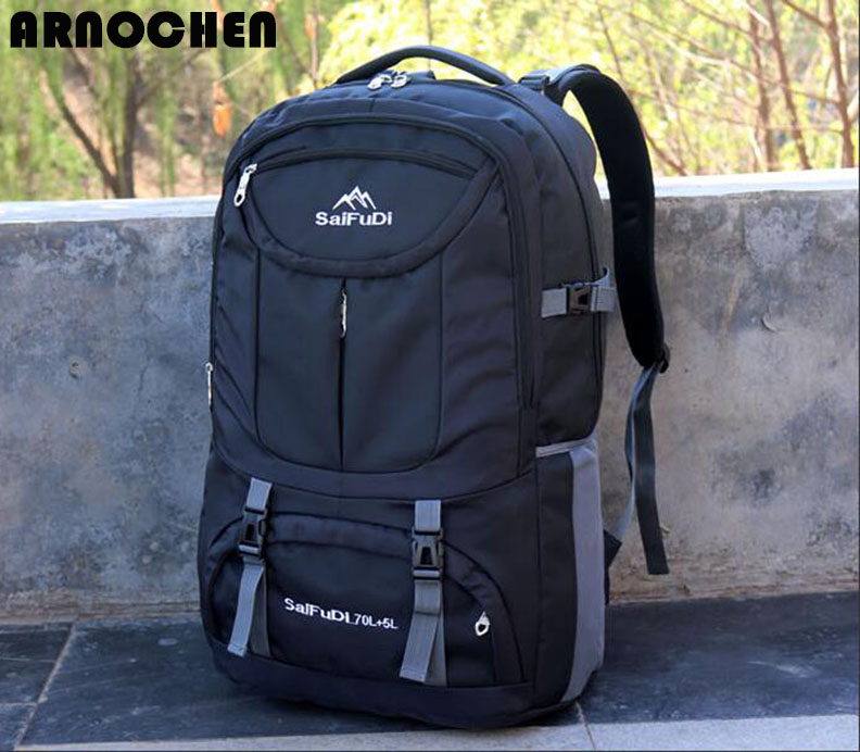ARNOCHEN 2018 new backpack male 75 liters travel large ...