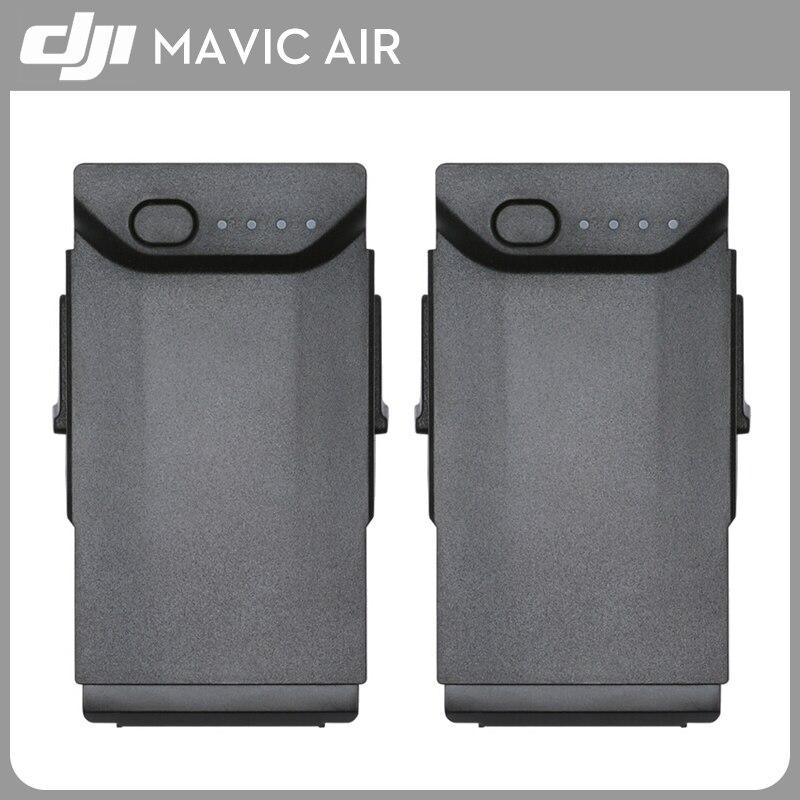 Batería de aire DJI Mavic Original baterías de vuelo inteligentes Max 21-min tiempo de vuelo 2375 mAh 11,55 V para Dji Mavic Air drone