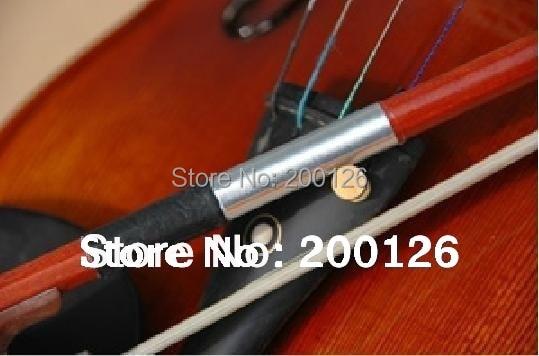 Livraison Gratuite 4/4 Taille Arbor Horsehair Violin Bow