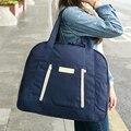 Moda A Prueba de agua Hombres Mujeres Bolsa de Portátil de Hombro Bolsas de Viaje de Gran Capacidad Unisex Equipaje Bolsos organizador