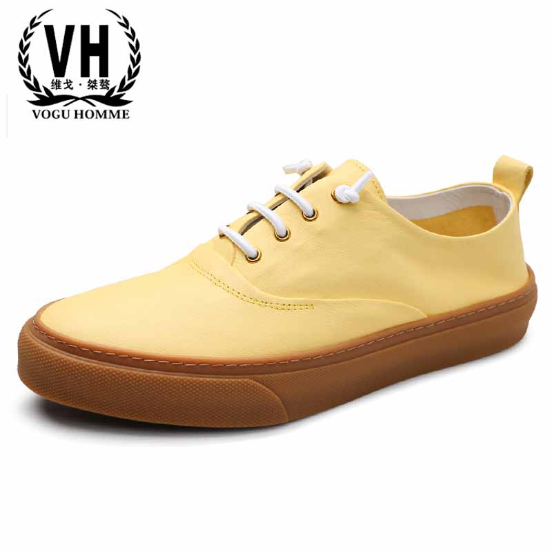 fashion white breathable Genuine Leather casual shoes men all-match cowhide spring autumn summer sneaker men's Leisure shoes spring autumn summer korean fashion casual shoes men genuine leather men s shoes all match cowhide breathable sneaker fashion