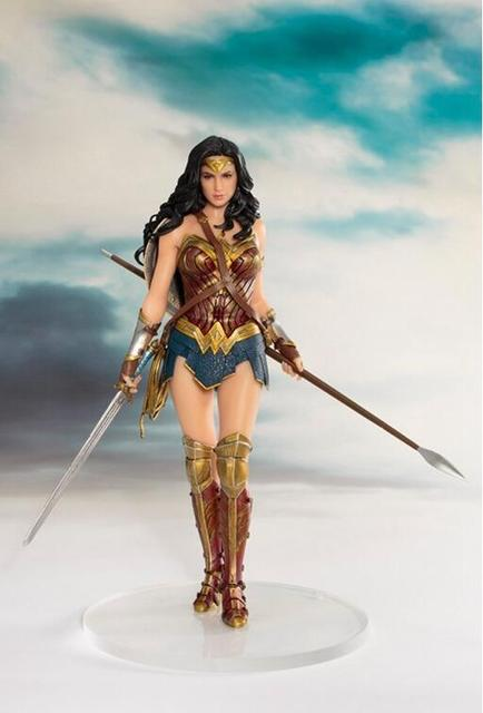 Justice League Wonder Woman movie action figure 19cm