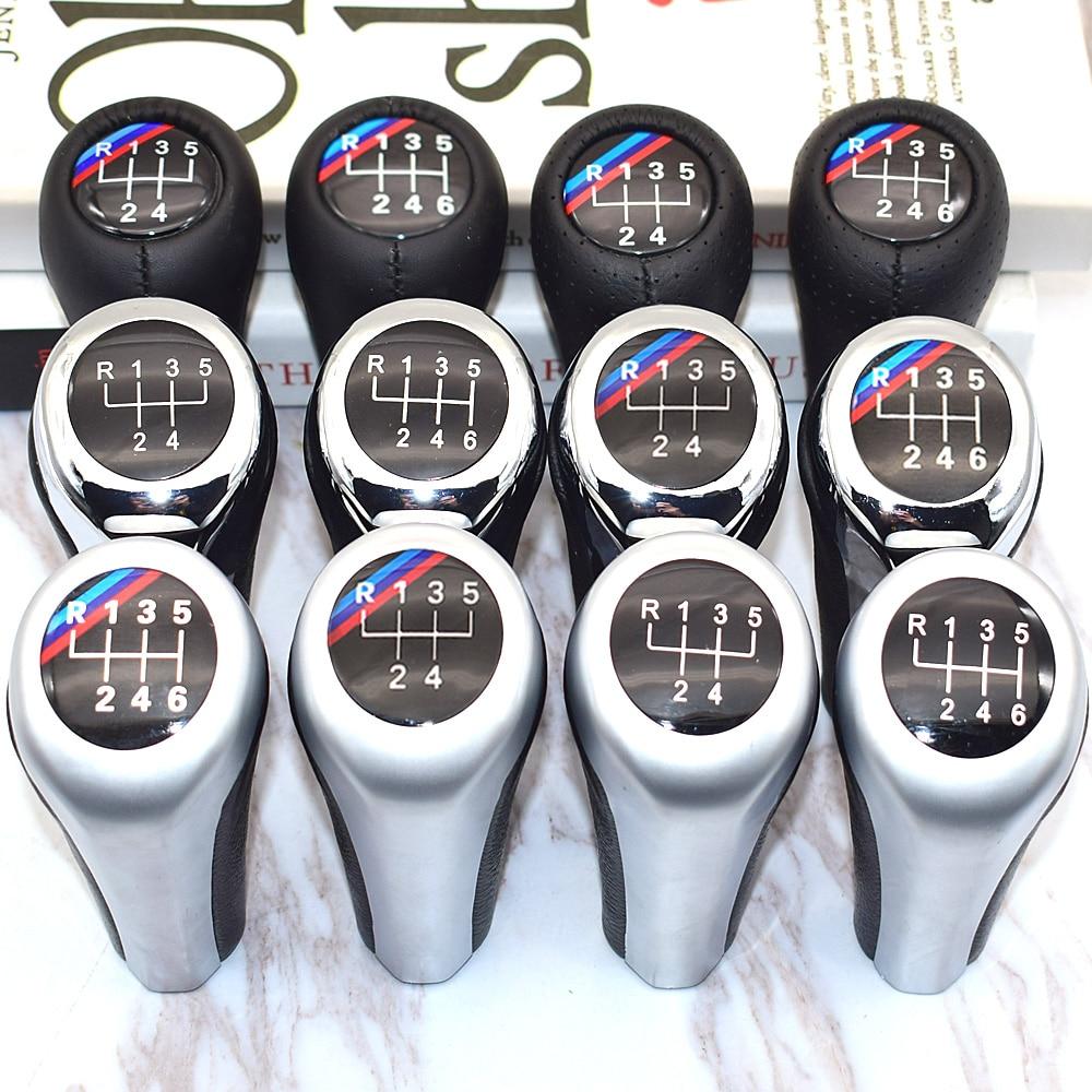 Car-Gear-Shift-Knob E30 E46 E83 E90 6-Speed E36 E34 E39 E60 F20 for BMW 1/3-5/6-series/..