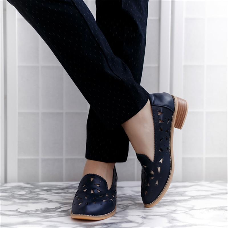 Women sandals oxford shoes vintage genuine leather high heels gladiator oxfords summer platform sandals for women slippers 2019Women sandals oxford shoes vintage genuine leather high heels gladiator oxfords summer platform sandals for women slippers 2019