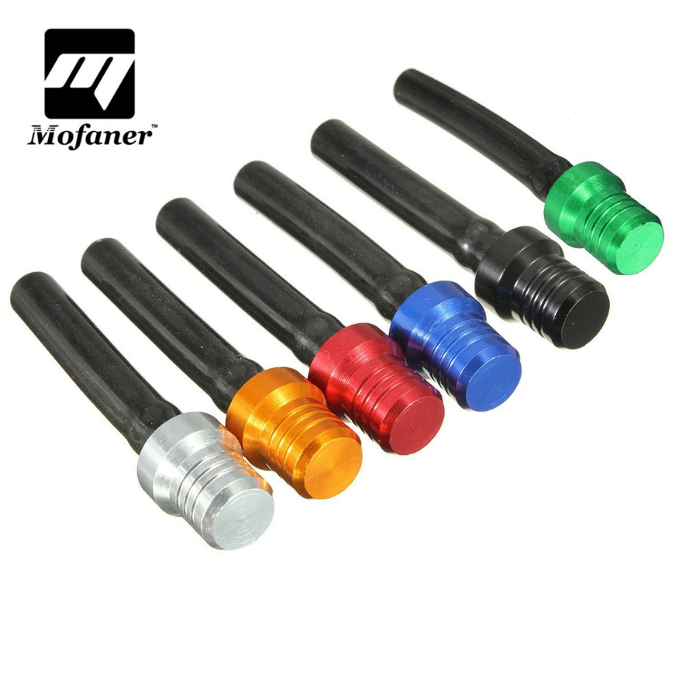 6.8cm 6 Colors Two-way Motorcycle Pit Dirt Quad Bike Fuel Cap Petrol Tank Breather Pipe Hose