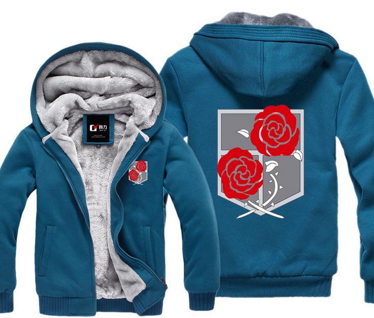 Envío style9 style3 Hoodie Invierno style2 style7 Ataque Tamaño Alta Scouting Logo Impresión style4 Calidad uu style8 Sudaderas 3xl Anime style10 Style1 Ee Libre Mens Legion style5 S Titan Fleece style6 fBWqcBOU