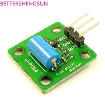 High-sensitivity vibration vibration sensor module HDX-2 / SW-420 vibration switch alarm induction module radar sensor module microwave body induction module 24ghz cdm324 radar induction switch sensor module