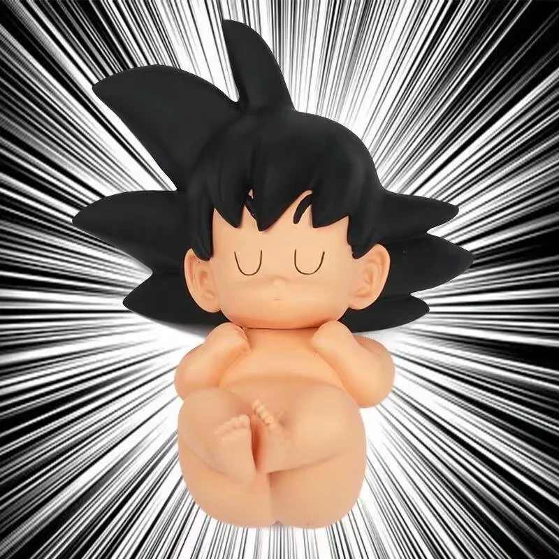 Dragon Ball Z Goku mini Anime Action Figure PVC LH0000120OP Nova Coleção figuras Coleção brinquedos para presente de Natal