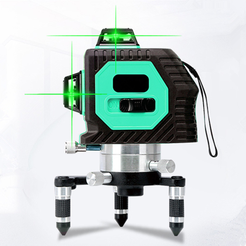 Штатив для лазерного уровня 360 самонивелирующийся лазер Livella Niveau лазерный строительный инструмент Lazer Terazi