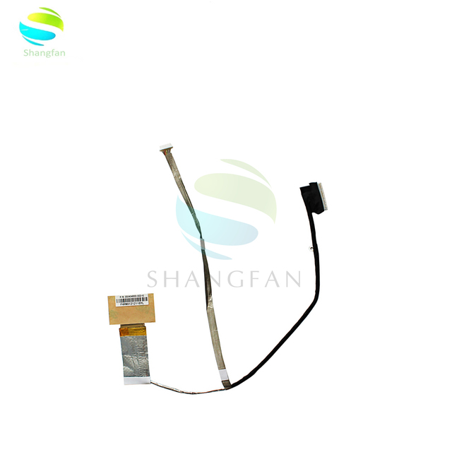 Laptop Video screen Flex wire For HP 6560B 6565B 6570B 6575B LCD LED LVDS Display Ribbon cable 350404R00 G62 G 35040AW00 H0B G