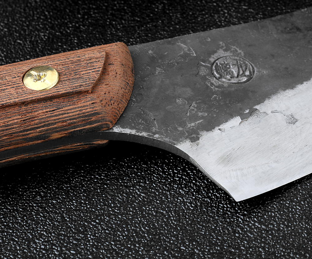 XITUO Hand Werkzeug Metzger Messer handgemachte Hohe Mangan Stahl Verkleidet Stahl cutter Kitchenchef & Camping Jagd messer Hacken Messer-in Küchenmesser aus Heim und Garten bei  Gruppe 3