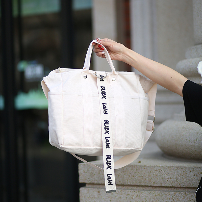 New Retro women 39 s handbag Japan Style canvas bag women messenger bags fashion shoulder Crossbody bag bolsa feminina in Shoulder Bags from Luggage amp Bags