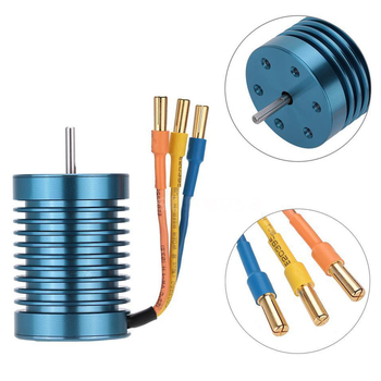 MACH CYW-3650 3300KV/4P Brushless Motor for 1/10 RC Car