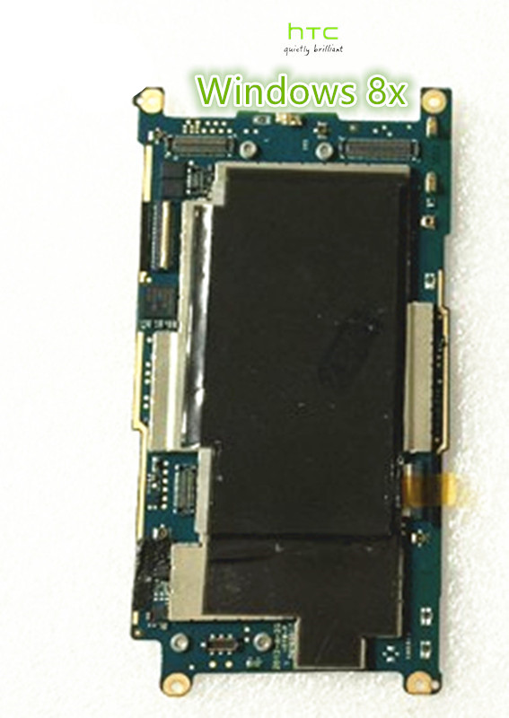 Original Good quality Motherboard For HTC window phone 8x Motherboard Logic Board