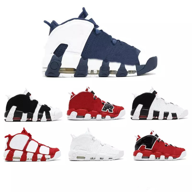 15e94fb8c88c ... 2018 Newest release air more uptempo SUPTEMPO for Men s Basketball  boots Scottie Pippen Shoes High  Nike ...