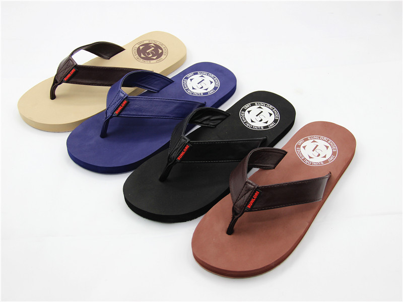 5f7167ad17b new 2015 summer men flip flops shoes man flat beach slippers casual men s  footwear thongs chanclas hombre 002