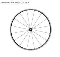 Shimano dura асе Da r9100 9100 c24 C40 c60 11 скорость Дорожный велосипед Велосипедный Спорт колесная бескамерная 11 Speed Wheel