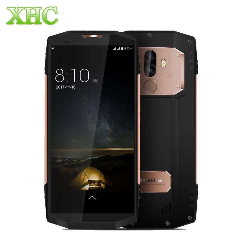 "Blackview BV9000 Pro 4G Smartphones 6GB+128GB 5.7"" 18:9 HD Full Screen Octa Core IP68 Waterproof 8MP+13MP Dual SIM Mobile Phones"