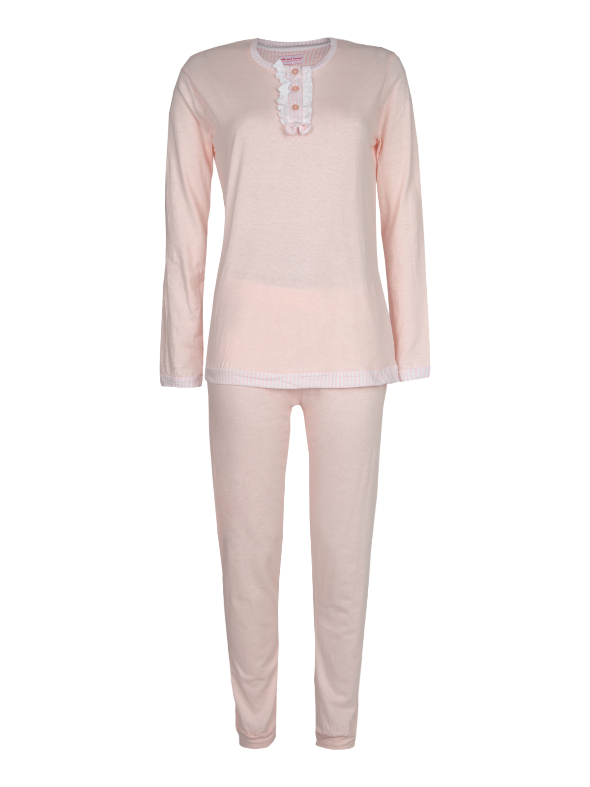 Pajamas Seraph In Cotton