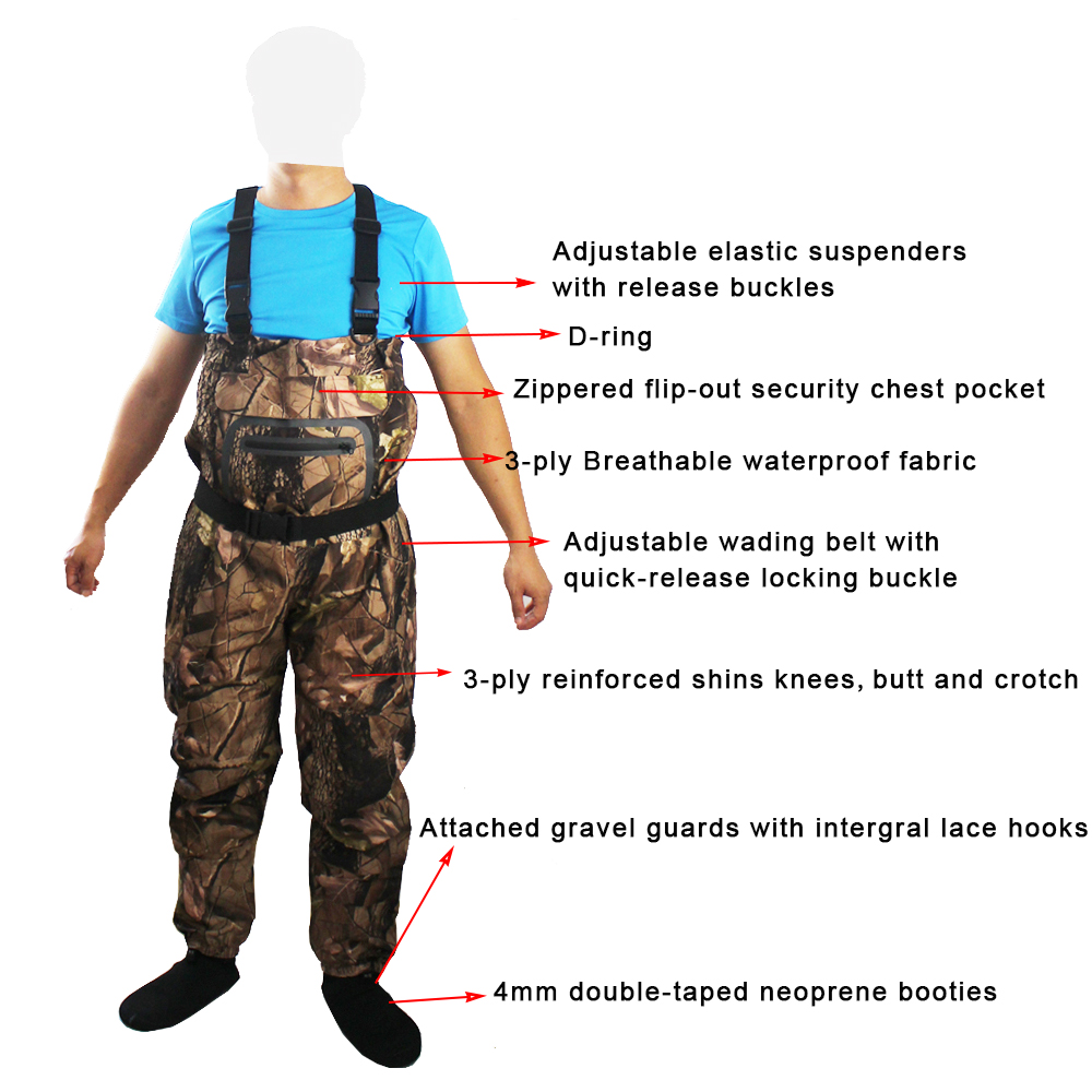 High Quality chest waders