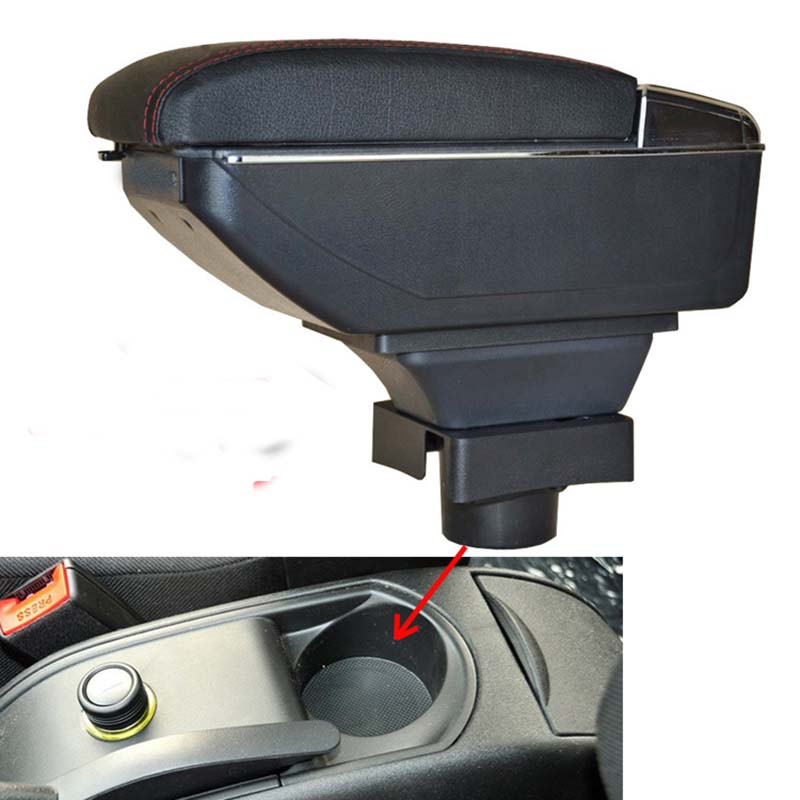 lsrtw2017 Car Armrest Central Storage Box For citroen c4 2004 205 2006 2007 2008 2009 2010 lsrtw2017 car armrest central storage box for honda city ballade 2007 2008 2009 2010 2011 2012 2013 2014 5th generation