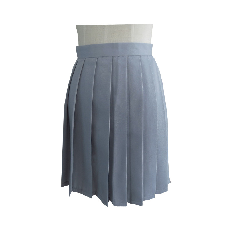 2019 new style Japanese sailor uniforms JK uniforms pleated skirt adjustable fashion elegant skirt in School Uniforms from Novelty Special Use