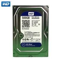 WD BLUE 500GB Internal Hard Drive Disk 3 5 7200RPM 16M Cache SATA III 6Gb S